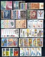 Collezione P. Aerea VATICANO N.33/95 Gomma Nuova MNH ** Serie Complete - Airmail