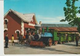 CP - PHOTO - PERUGIA - CITTA DELLA DOMENICA - STAZIONE CENTRALE - 65488 - ALTEROCCA - Eisenbahnen