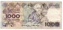 Portugal 1000 Escudos 06/02/1992 - Portugal