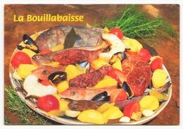 LA BOUILLABAISSE - Recettes (cuisine)