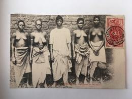 Colonies Françaises  - Dahomey - Indigènes De Ouidah - Dahomey