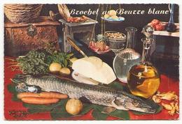 LE BROCHET AU BEURRE BLANC - Recipes (cooking)