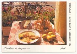 BROCHETTE DE LANGOUSTINES - Recettes (cuisine)