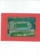 POSTCARD WORLD STADIUM  KREFELD  GROTENBURG KAMPFBAHN GERMANY - Soccer