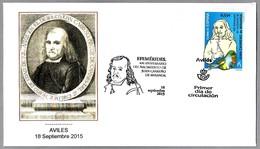 400 Años Nacimiento JUAN CARREÑO DE MIRANDA - Pintor - Painter. SPD/FDC Aviles 2015 - Arte