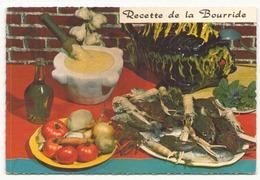 RECETTE DE LA BOURRIDE - Recipes (cooking)