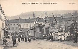 ¤¤  -  PONT-SAINT-VINCENT   -  L'Entrée   -   Tramway    -  ¤¤ - France