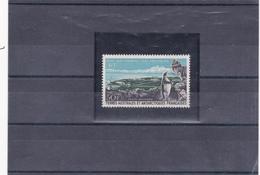 N° 14 PA - Bleu, Violet-brun Et Violet PORT AUX FRANCAIS  (Superbe Timbre, Neuf, Gomme Origine, Sans Charnière) - French Southern And Antarctic Territories (TAAF)