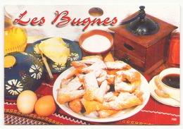 LES BUGNES - Recettes (cuisine)