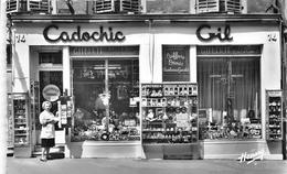 "¤¤  -  NANCY    -  Salon De Coiffure  -  Parfumerie "" Gil CADOCHIC "" 14 Rue Gambetta    -  ¤¤ - Nancy"