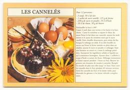 LES CANNELES - Recettes (cuisine)