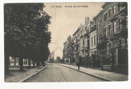 Uccle Avenue Du Lonchamp Carte Postale Ancienne Longchamps - Uccle - Ukkel