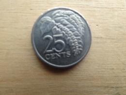 Trinite & Tobago  25 Cents  1997  Km 32 - Trinité & Tobago