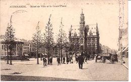 AUDENAARDE HOTEL DE VILLE ET LA GRAND 'PLACE FELDPOST REKRUTENDEPOT 12.11.15 Re 890/ D4 - Oudenaarde