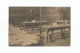 Séminaire De La St. Famille - GYSEGEM - Réfectoire   (1910). - Aalst