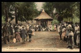 51 JONCHERY SUR VESLE  - La Fête à La Chaumière - Jonchery-sur-Vesle