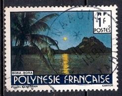 French Polynesia 1979 - Landscapes - Polinesia Francesa