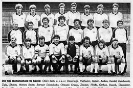 GERMANIA        SG   WATTENSCHEID   09      1981  ???? - Calcio