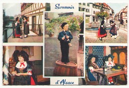 SOUVENIR D ALSACE - Greetings From...