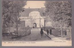 Arras  Avant La Terrible Guerre. La Citadalle.  1928 - Arras