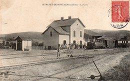 03 Allier : Le Mayet De Montagne La Gare - Otros Municipios