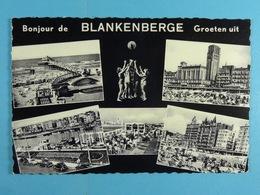 Bonjour De Blankenberghe Groeten Uit - Blankenberge