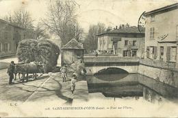 SAINT-SYMPHORIEN-d' OZON (38) - Pont Sur L' Ozon - France