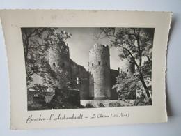 Bourbon L'Archambault. Le Chateau (cote Nord). Meulin 130 Postmarked 1958 - Bourbon L'Archambault