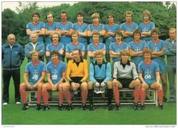 KREFELDER      BUNDESLIGA      Germany     1980 / 81 - Soccer