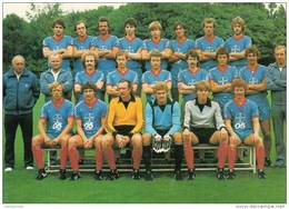 KREFELDER      BUNDESLIGA      Germany     1980 / 81 - Calcio