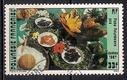French Polynesia 1987 - Polynesian Food Dishes - Polinesia Francesa