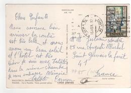Timbre , Stamp Yvert N° 1735 Sur CP , Carte , Postcard Du 15/04/1972 - 1931-Aujourd'hui: II. République - ....Juan Carlos I