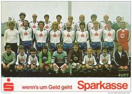 HERTA      BERLINO        Germany     1981/82 - Calcio