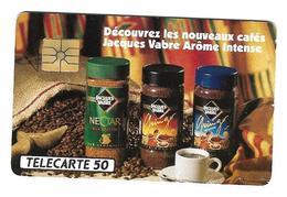 Télecarte  En 611 Café Jacques Vabre 03 93 - 50 Unités