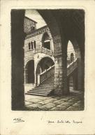 """Verona (Veneto) """"Scala Della Ragione"""" Di Dandolo Bellini - Verona"""