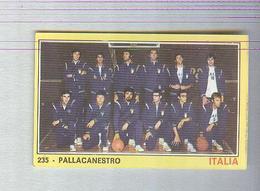 ITALIA...TEAM...PALLACANESTRO....VOLLEY BALL...BASKET - Tarjetas