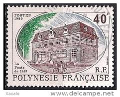 French Polynesia 1989 -  Taihitian Postal History - Polinesia Francesa