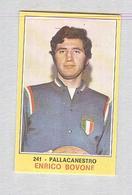 ENRICO BOVONE....PALLACANESTRO....VOLLEY BALL...BASKET - Trading Cards