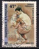 French Polynesia 1989 - Polynesian Folklore - July Festivals - Polinesia Francesa