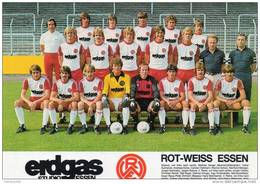 ROT     WEISS     ESSEN         Germany     1981/82 - Soccer