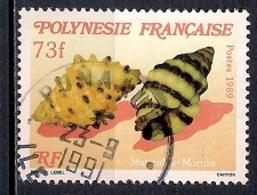French Polynesia 1989 - Sea Shells - Polinesia Francesa
