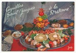 COQUILLE SAINT JACQUES A LA BRETONNE - Recettes (cuisine)