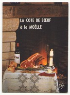 LA COTE DE BOEUF A LA MOELLE - Recipes (cooking)