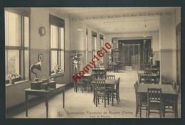 Fléron. Sanatorium Provincial De Magnée (Fléron) Salle De Réunion. (Poste De Radio Vintage) - Fléron