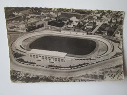 Vichy. Le Stade. Vue Prise D'avion. ELCE 2722 Postmarked 1955 - Vichy