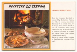 CREPES CHARENTAISES - Recettes (cuisine)