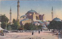 Turquie Constantinople Ste Sophie Coté Nord - Turquie