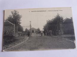Sainte Menehould - Entrée Du Quartier Valmy - Sainte-Menehould