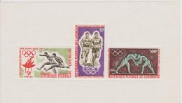JEUX OLYMPIQUES DE TOKYO 1964  CAMEROUN BLOC FEUILLET - Summer 1964: Tokyo