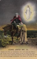 AS14 Bamforth Song Card - Come Unto Me (2) - Other